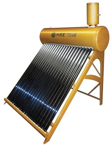 HSE prime solar water heater